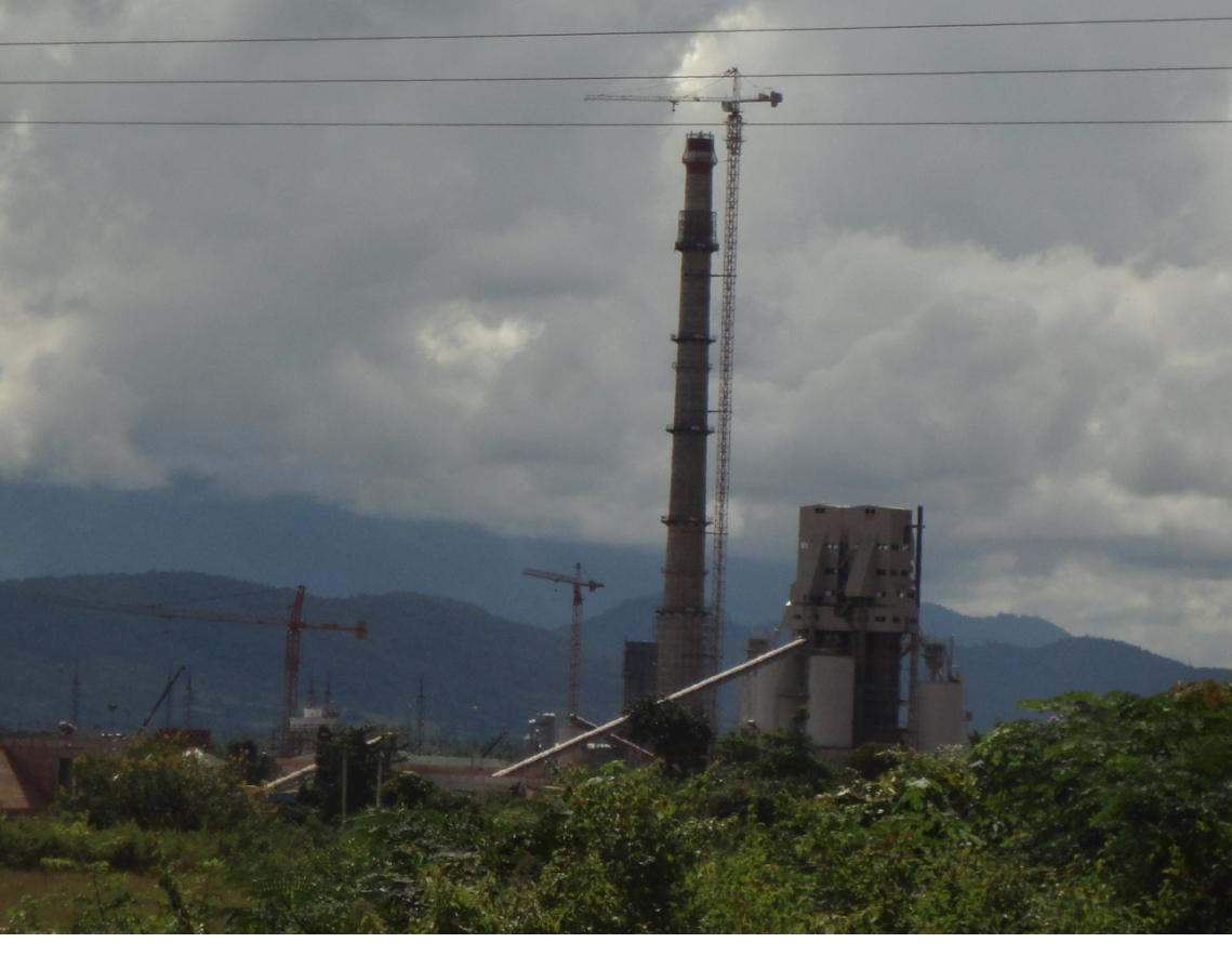 Pinpet Burma's Largest iron mine
